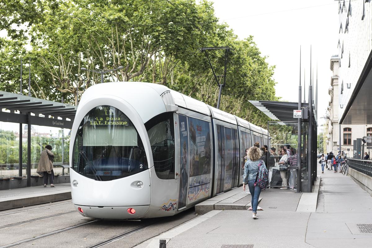 Lyon : on pourra bientôt rentrer en TCL à 2h du matin En