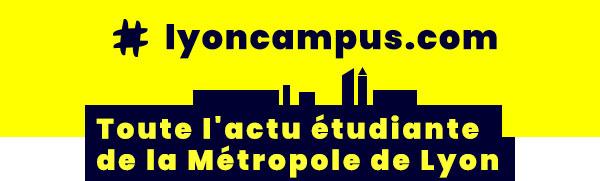 #lyoncampus.com - Toute l'actu étudiante de la Métropole de Lyon
